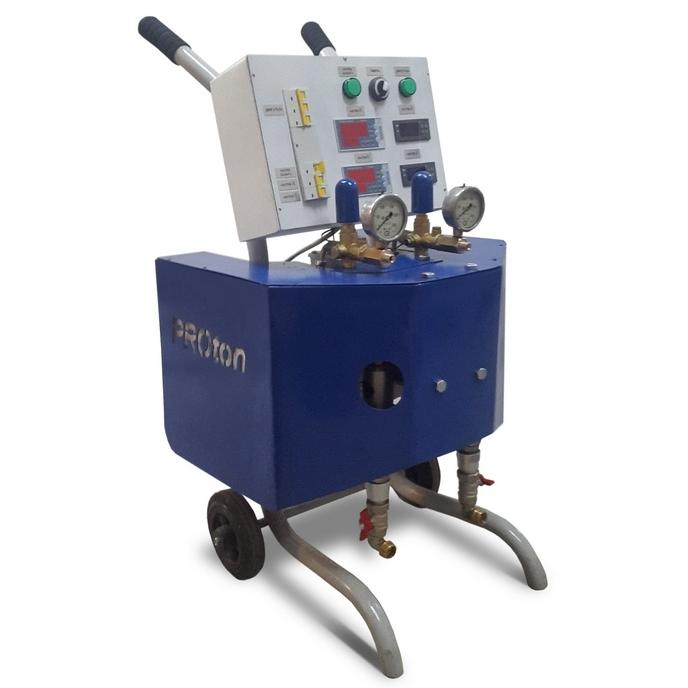 PROton Е-5s - установка высокого давления для напыления ППУ и полимочевины