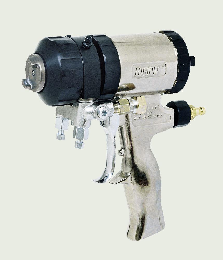 Fusion AP Пистолет высокого давления