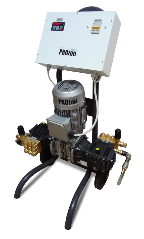 PROton mini - установка для воздушного напыления ППУ