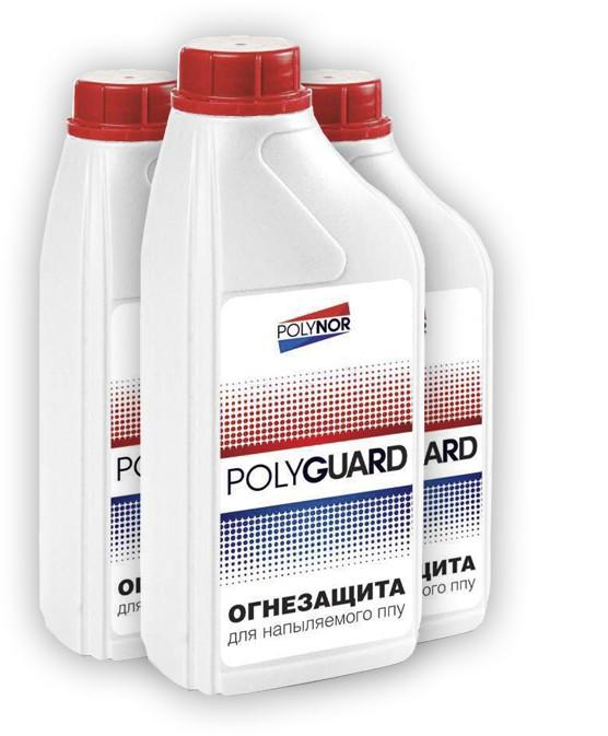 Огнезащита Polyguard