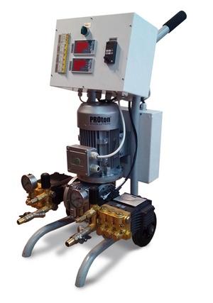 PROton E-4 (Universal) - установка высокого давления для напыления ППУ